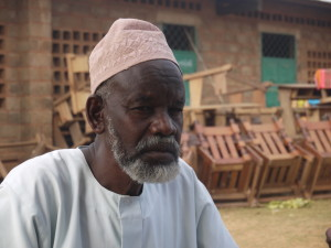 Ismail Nafi, the Imam of Bossangoa