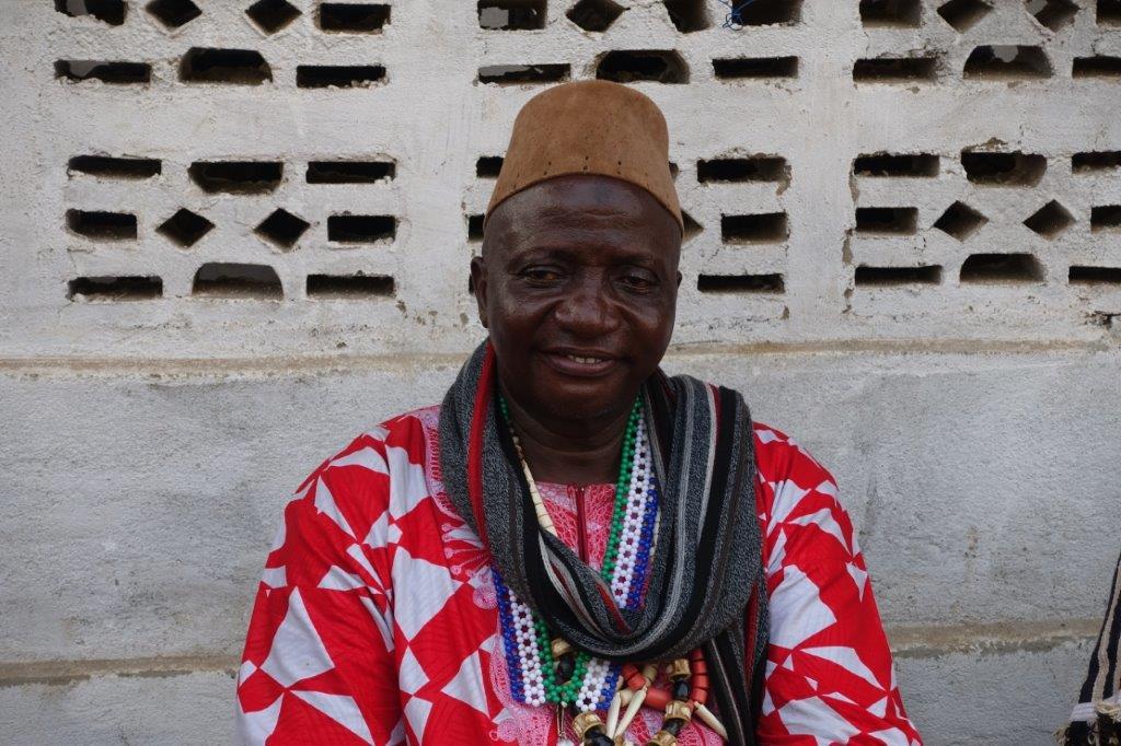 chief Musa Kallon