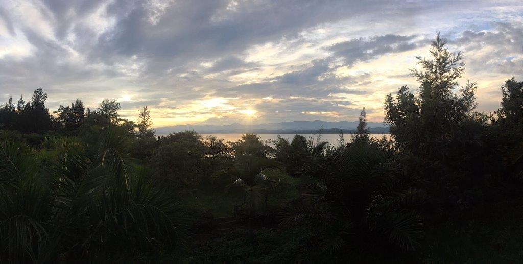 Lake Kivu near Goma(photo Koert Lindijer)